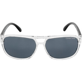 Alpina Yalla Cykelbriller Børn, clear-black